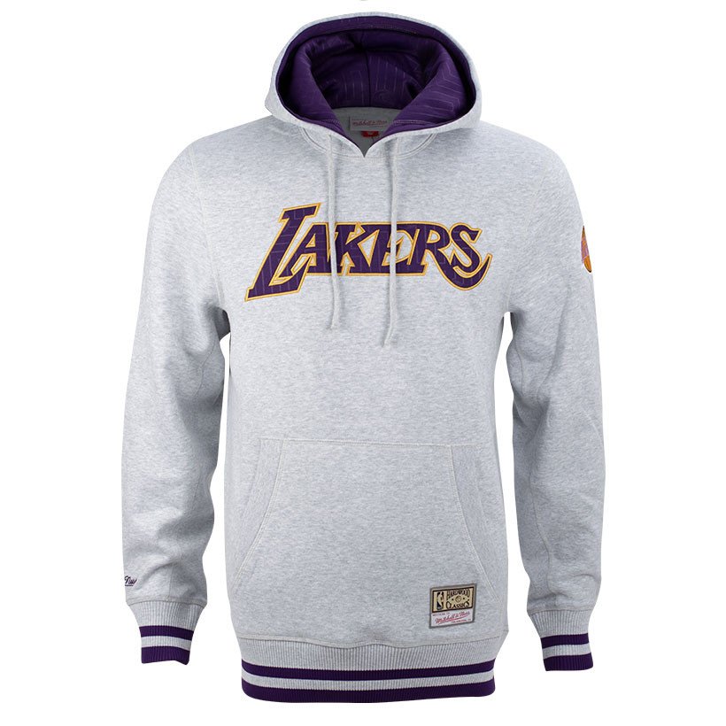 Los Angeles Lakers Mitchell & Ness CNY Kapuzenpullover Hoody