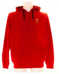 Liverpool jakna sa kapuljačom