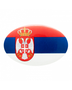 Serbien Magnet