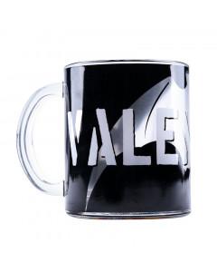Valencia steklena skodelica