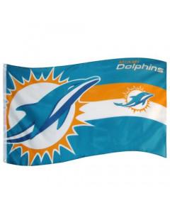 Miami Dolphins zastava