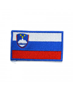 Slovenija našitek zastava