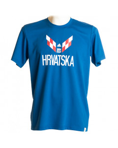 Hrvatska Adidas majica