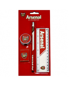 Arsenal set šolskih potrebščin (4-delni)