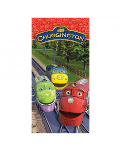 Chuggington Badetuch 150x75