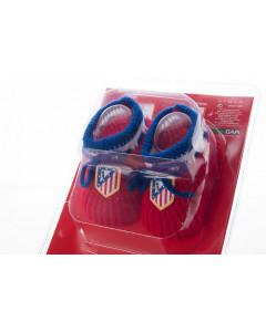 Atlético de Madrid Baby Hausschuhe