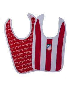 Atlético de Madrid 2x Lätzchen