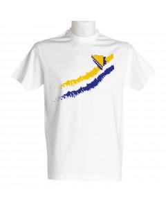 Bosna in Hercegovina moška majica