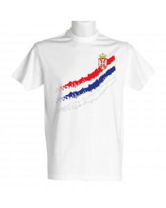 Srbija moška majica