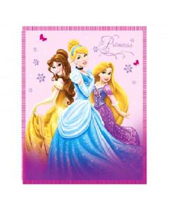 Prinzessin Decke 100x150