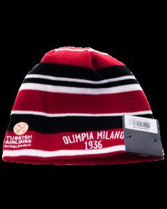 New Era obostrana zimska kapa Olimpia Milano