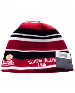 New Era obojestranska zimska kapa Olimpia Milano