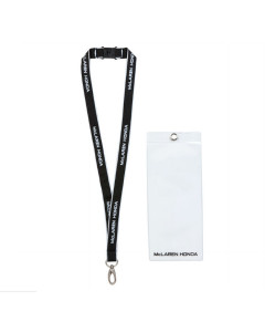 McLaren Honda Schlüsselhalsband
