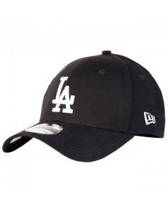 Los Angeles Dodgers New Era 39THIRTY League Essential kačket Navy (10145640)