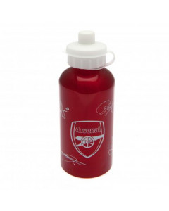 Arsenal flaška s podpisi 500 ml