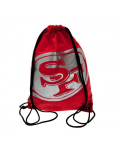 San Francisco 49ers sportska vreća