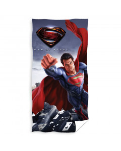 Superman Badetuch 140x70