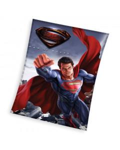 Superman Decke 110x140