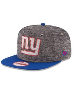 New Era 9FIFTY Draft kapa New York Giants
