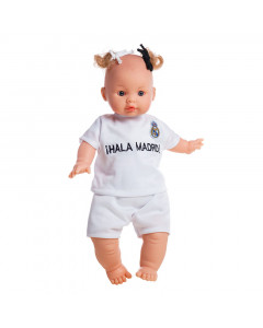 Paola Reina Real Madrid Babypuppe Andy