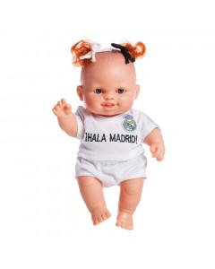 Paola Reina Real Madrid Babypuppe Sara