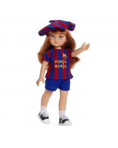 Paola Reina FC Barcelona lutka Cristi