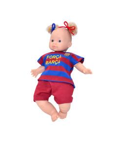 Paola Reina FC Barcelona beba Andy