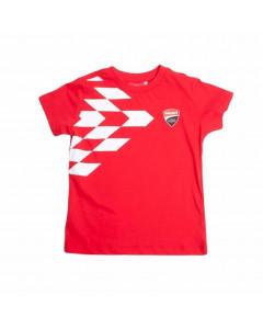 Ducati Grid Print dječja majica