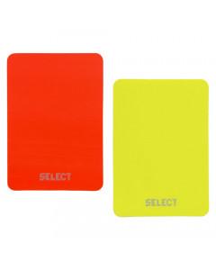 Select kartoni za nogometne suce