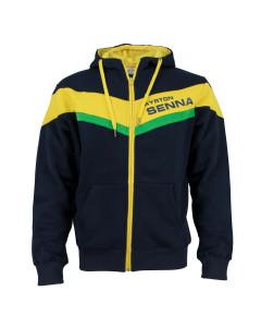 Ayrton Senna jopica s kapuco