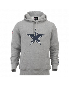 New Era Team Logo Kapuzenjacke Dallas Cowboys
