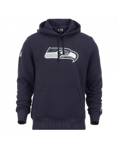 New Era Team Logo Kapuzenjacke Seattle Seahawks