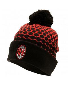 AC Milan Wintermütze