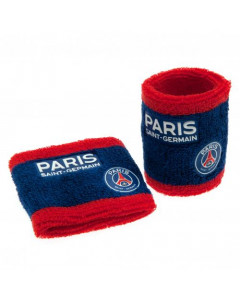 Paris Saint-Germain Schweissband Pulswärmer