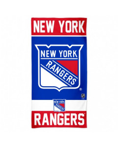 New York Rangers Badetuch 76x152