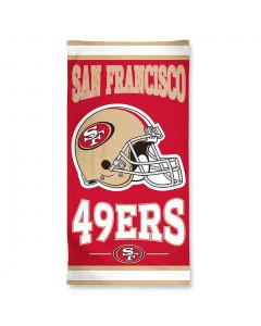 San Francisco 49ers peškir