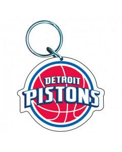 Detroit Pistons Premium Logo privezak