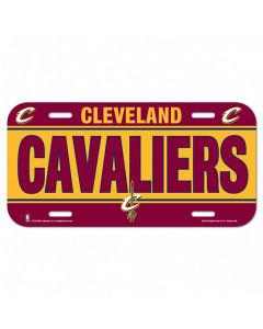 Cleveland Cavaliers avto tablica