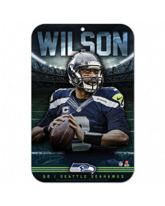 Seattle Seahawks tabla Russell Wilson