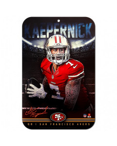San Francisco 49ers tabla Colin Keapernik