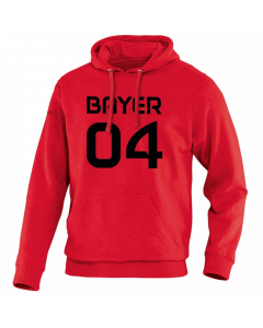 Bayer 04 Leverkusen Jako jopica s kapuco