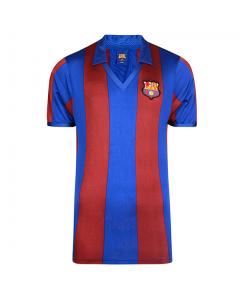 FC Barcelona Retro Trikot 1982