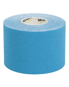 Select kinesiologisches Tape Band 5cmx5m blau