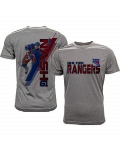 New York Rangers Levelwear Spectrum T-Shirt Rick Nash