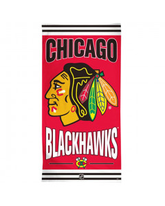 Chicago Blackhawks ručnik 75x150
