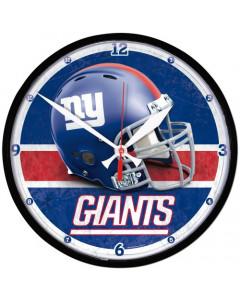 New York Giants Wanduhr