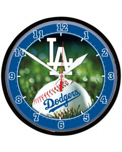 Los Angeles Dodgers Wanduhr