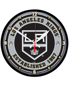 Los Angeles Kings Wanduhr