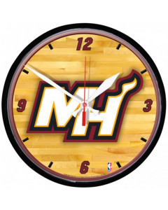 Miami Heat Wanduhr
