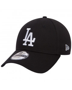Los Angeles Dodgers New Era 9FORTY League Essential Mütze Black (11405493)